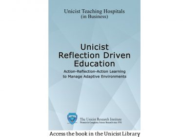 Reflection driven Education book