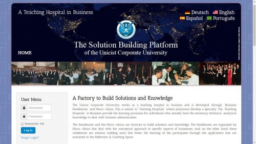 The Solution Building Platform